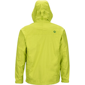 Marmot PreCip Jacket Men Bright Lime